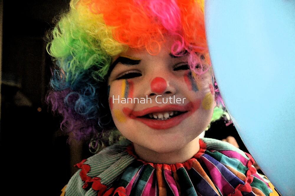 Clown Boy by Hannah Cutler