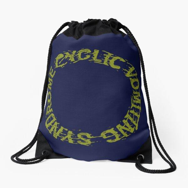Cyclic Vomiting Syndrome Drawstring Bag