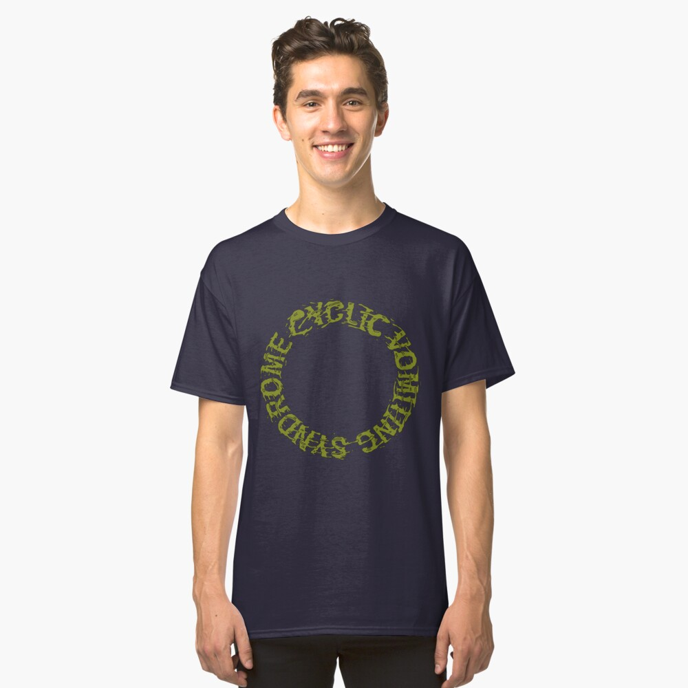 Cyclic Vomiting Syndrome Classic T-Shirt