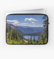 Dewey Lake Mt Rainier National Park Laptop Sleeve