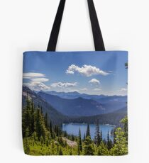 Dewey Lake Mt Rainier National Park Tote Bag