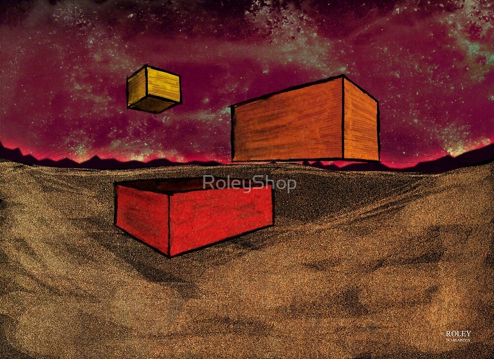 Blocks by Roley by RoleyShop