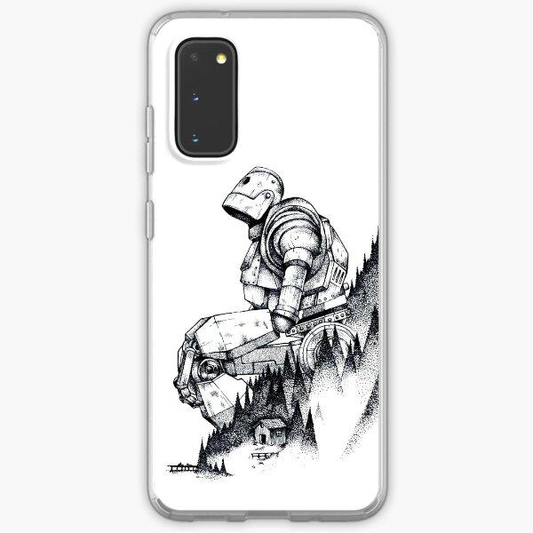 Iron Giant Samsung Galaxy Soft Case