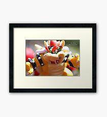 Bowser - Photography Framed Print
