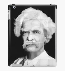 Twain iPad Case/Skin