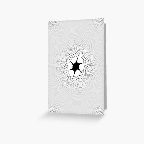 Psychedelic art, Art movement Greeting Card