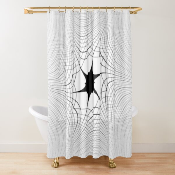 Psychedelic art, Art movement Shower Curtain