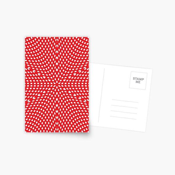 Motif, Visual Art, Kaleidoscope Postcard