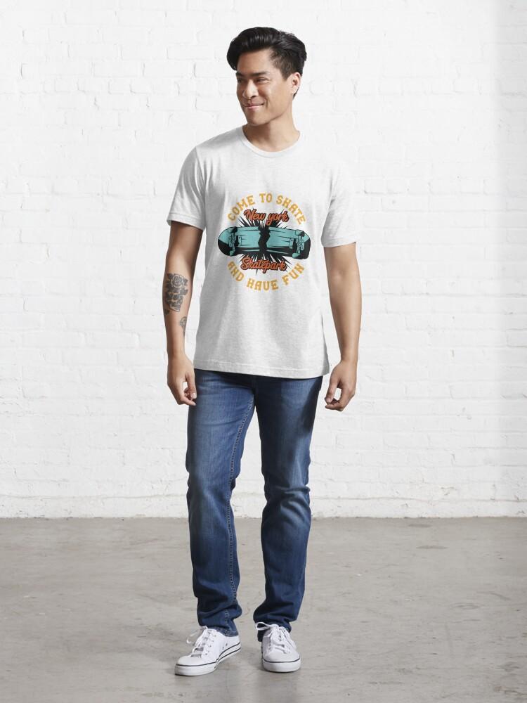 Alternative Ansicht von Come to Skate Essential T-Shirt