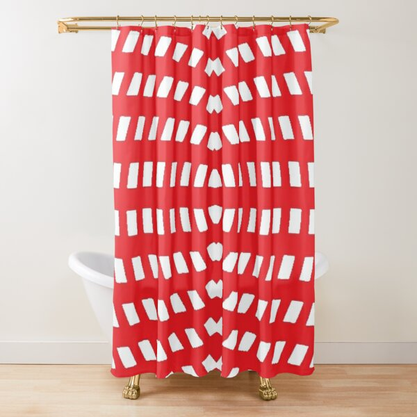 Motif, Visual Art, Kaleidoscope Shower Curtain
