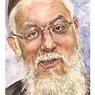 « Rav Yosseph Haim SItruk » par Daphne-portrait