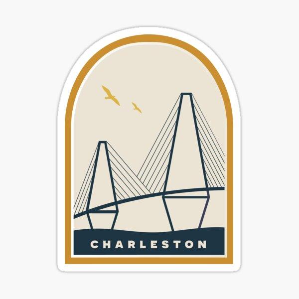 Chucktown  Sticker
