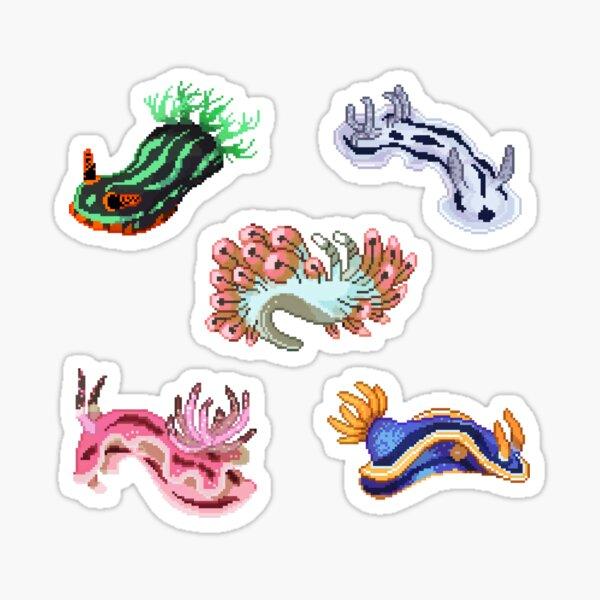 Nudibranch 2 Sticker