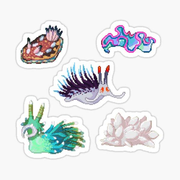 Nudibranch 3 Sticker