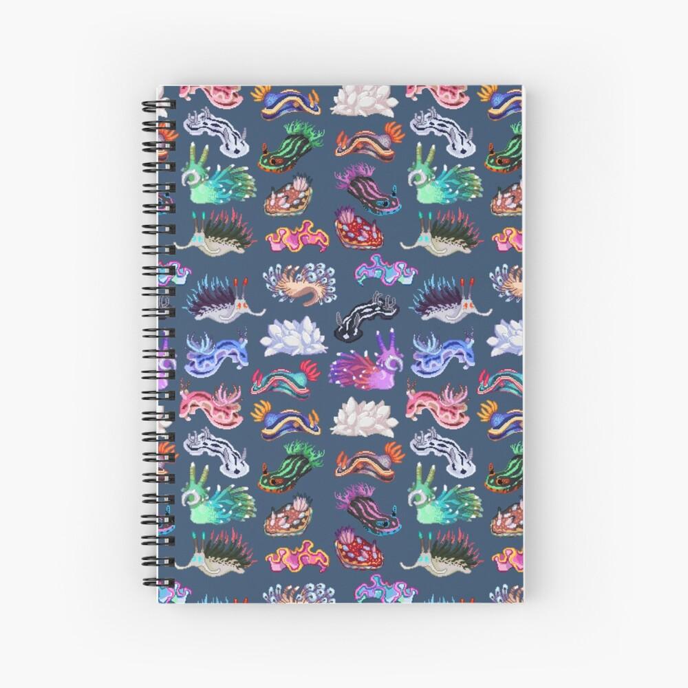 NUDIBRANCH Spiral Notebook