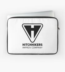 Hitchhikers Improv (Black) Laptop Sleeve