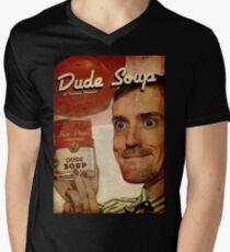 Dude Soup - Funhaus - James Men's V-Neck T-Shirt
