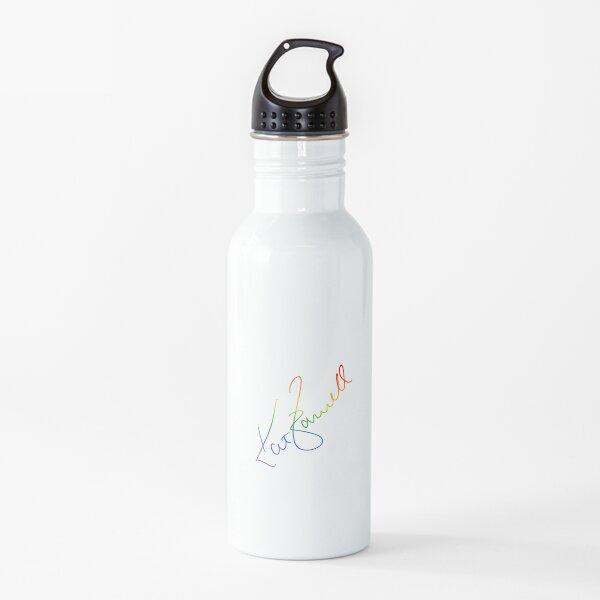 Kat Barrell autograph  Water Bottle