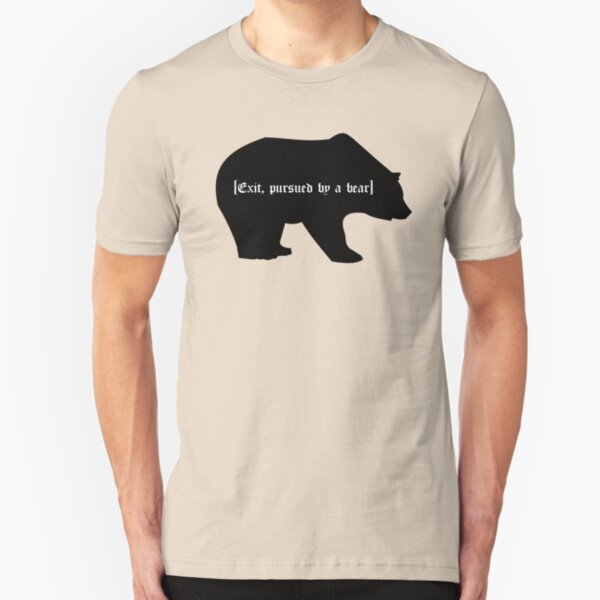 A Bear Slim Fit T-Shirt