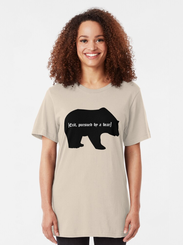 Alternate view of A Bear Slim Fit T-Shirt
