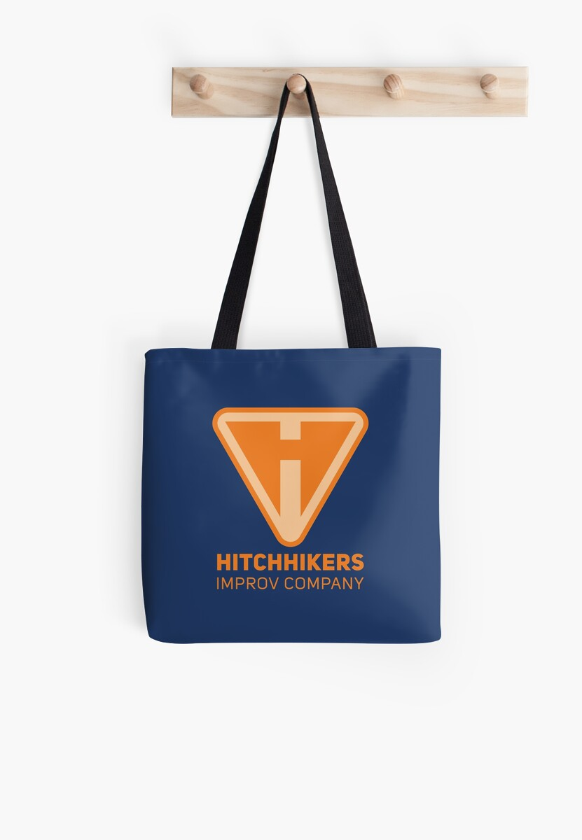 Hitchhikers Improv (Creamsicle) by madeinsask