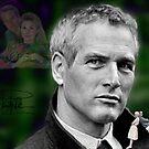 Paul Newman by Dulcina