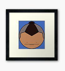 Sokka - Avatar: The Last Airbender Framed Print