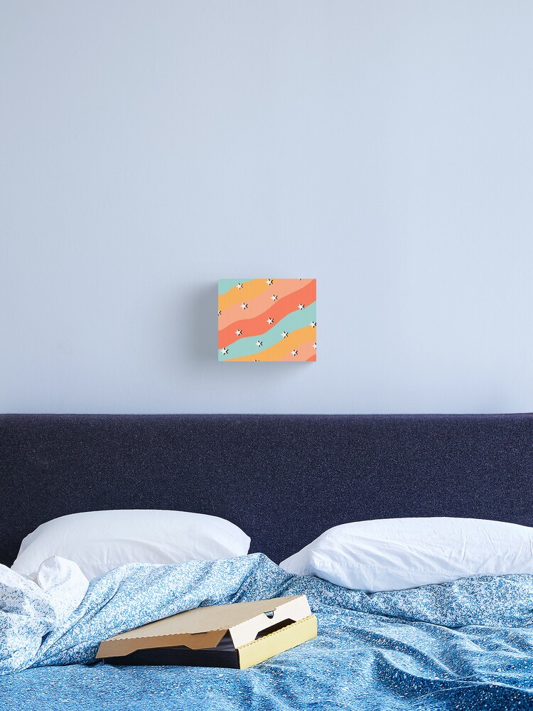 Aesthetic Wallpaper Design Canvas Print By Averystraumann Redbubble