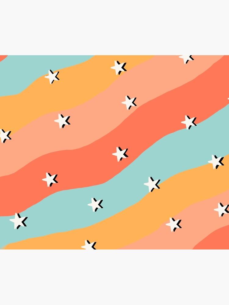Aesthetic Wallpaper Design Greeting Card By Averystraumann