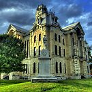 Hill County Courthouse by Terence Russell