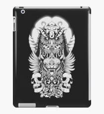 Good Night, My Guardian iPad Case/Skin