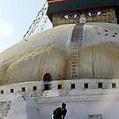 Stupa by Harry Oldmeadow