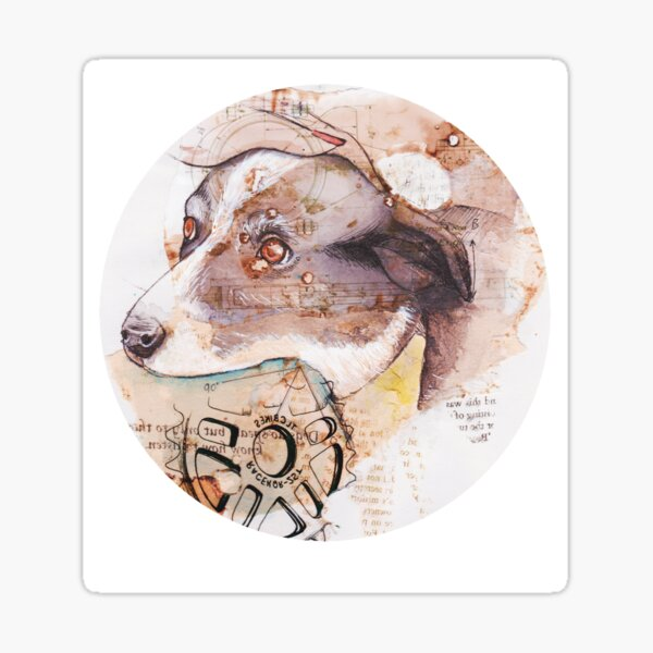 Good Dog Sticker