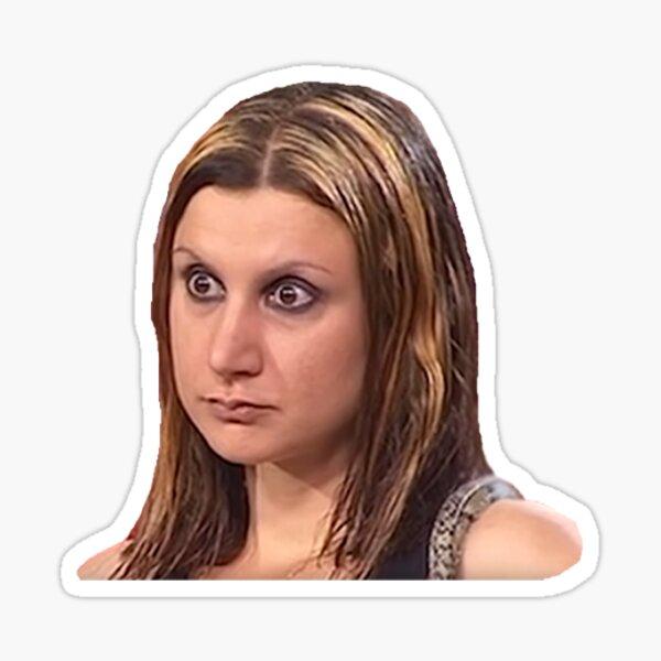 Rachel from The X Factor Sticker