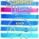 Summer waves by dadawan