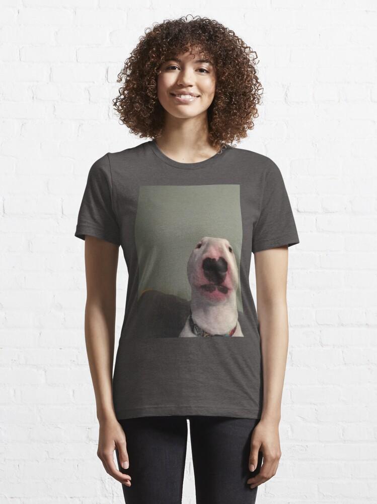 "Alternate view of @PupperNelson: ""Walter"" Original Essential T-Shirt"