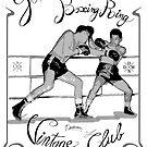 Boxing ring - Vintage club by dadawan