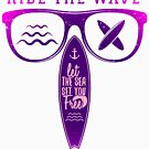 Ride the Wave by kj dePace'