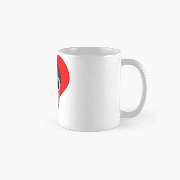 Lewis Capaldi Heart & Sunglasses  Classic Mug