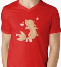 Snivy Men's V-Neck T-Shirt
