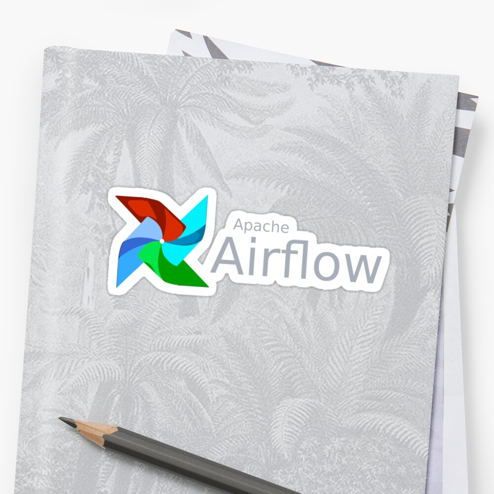 Apache Airflow Sticker
