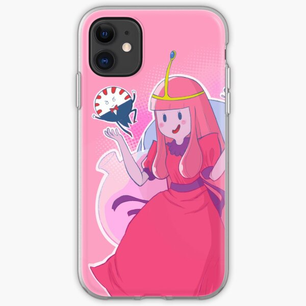 Princess Bubblegum iPhone Soft Case