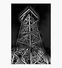 Lookout Tower Photographic Print