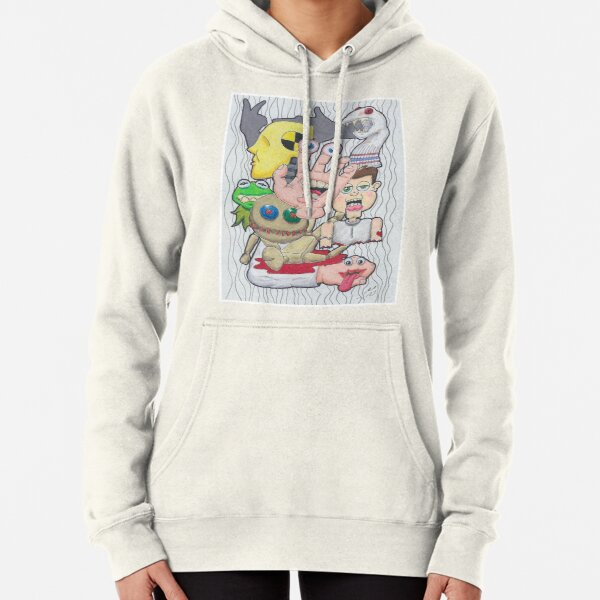 ventriloquism for dummies Pullover Hoodie