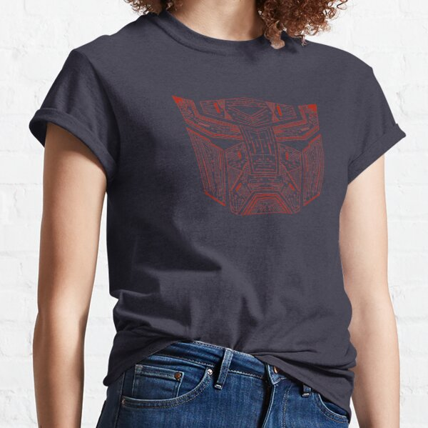 Autobot Tech Red Classic T-Shirt