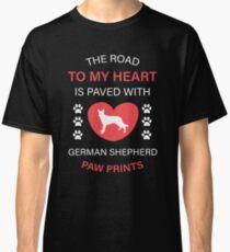 German Shepherd, Gift, Shirt Classic T-Shirt