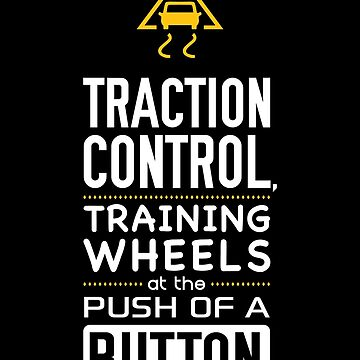 Traction control, training wheels at the push of a button by ApexFibers