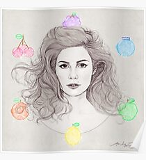 Fruit Machine Poster