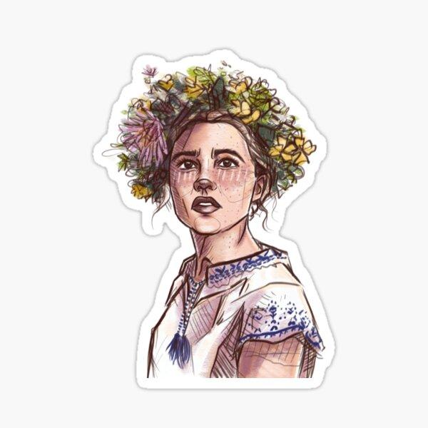 midsommar: florence pugh Sticker