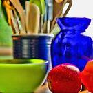 Impressionist Still Life by lincolngraham